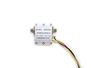 広帯域インピーダンス変換器 (FETプローブ)高出力 1MΩ→50Ω