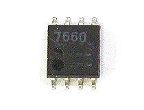 負電圧発生用IC NJU7660 SOP