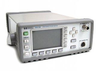 Agilent/HP 高周波パワーメーター E4418B 中古