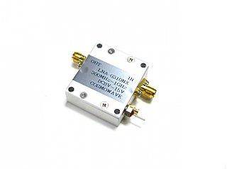 ローノイズ広帯域プリアンプ 300〜1000MHz LNA-0310NX
