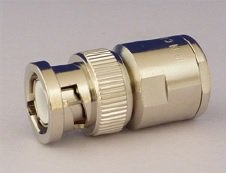 BNCP-5  5D用 同軸ケーブル用 BNC型オス・コネクター