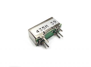 430MHz帯バンドパスフィルター