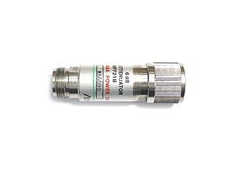 高周波同軸アッテネーター 12.4GHz 6dB MP721B 中古 アンリツ