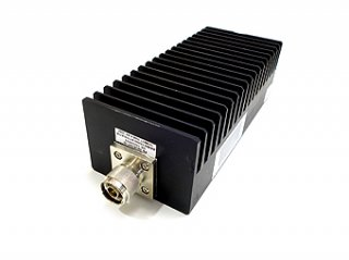 高周波同軸アッテネーター 30dB 3GHz 100W 中古 Fairview Microwave