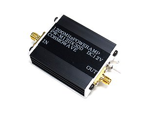 1200MHzパワーアンプユニット PW-M12DX30D ゲイン30dB