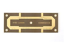 1.2GHzパワーアンプ用ハイブリッド分配基板