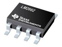 負電圧発生用IC LM2662 SOP