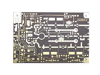 5600MHz帯トランスバーター基板 金メッキ