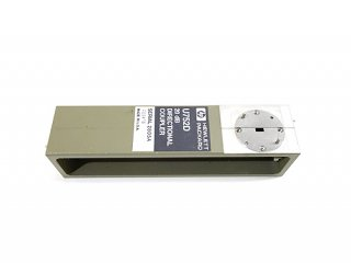 高性能広帯域カップラー U752D 40GHz〜60GHz 中古  Agilent/HP