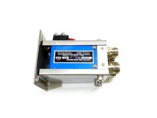 高周波同軸リレー HCS-0150-TH 中古 ヒロセ AC115V