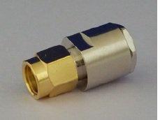 SMAP-3 3D 同軸ケーブル用 SMA型オス・コネクター