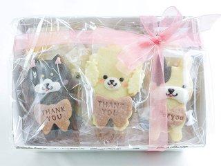 わんちゃんクッキーギフトセット(10枚入)
