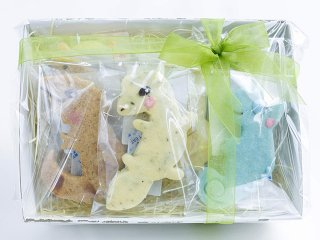 エキゾチッククッキーギフトセット(10枚入)