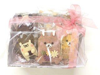 森のどうぶつクッキーギフトセット(10枚入)
