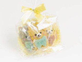 わんちゃんクッキープチギフト(3枚入)