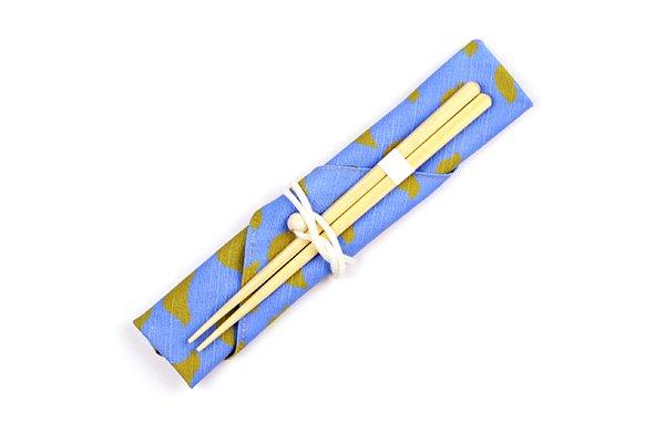 箸・箸袋セット コトリ