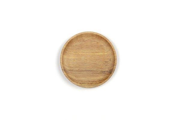 豆皿 シルバーハート材 S