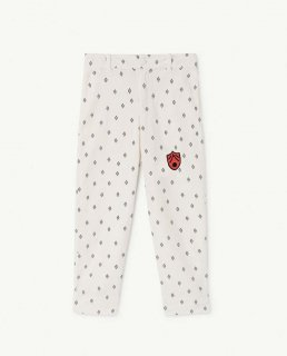 <img class='new_mark_img1' src='//img.shop-pro.jp/img/new/icons20.gif' style='border:none;display:inline;margin:0px;padding:0px;width:auto;' />THE ANIMALS OBSERVATORY / COLT KIDS PANTS / WHITE LOGO