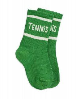 <img class='new_mark_img1' src='//img.shop-pro.jp/img/new/icons20.gif' style='border:none;display:inline;margin:0px;padding:0px;width:auto;' />mini rodini / TENNIS SOCKS SINGLE / GREEN