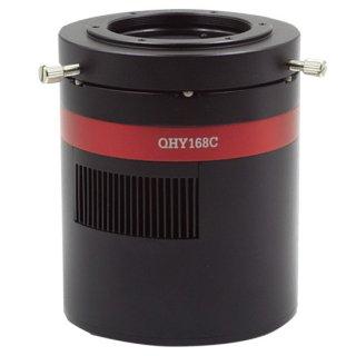 QHY168C冷却CMOSカメラ(APS-C1600万画素14bitカラーCMOS)