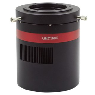 QHY168M冷却CMOSカメラ(APS-C1600万画素14bitモノクロCMOS)