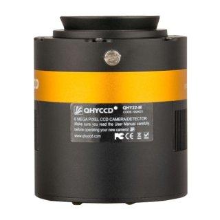 QHY22冷却CCDカメラ(1インチ610万画素16bitモノクロCCD)
