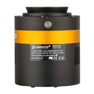 QHY23冷却CCDカメラ(1インチ918万画素16bitモノクロCCD)