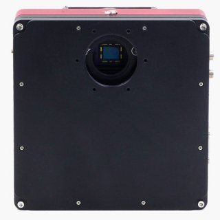 QHY90AオールインワンCCDカメラ(CFW7-36mm仕様)(4/3インチ860万画素16bitモノクロCCD)