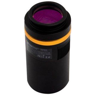 QHY10冷却CCDカメラ(APS-C 1000万画素16bitカラーCCD)