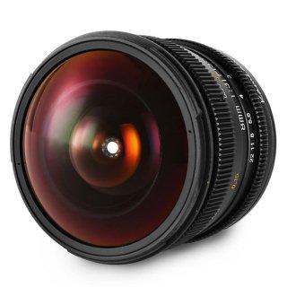 KAMLAN(カムラン)8mmF3.0フィッシュアイ(各社マウント)
