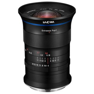 LAOWA 17mm F4 Ultra-Wide GFX Zero-D