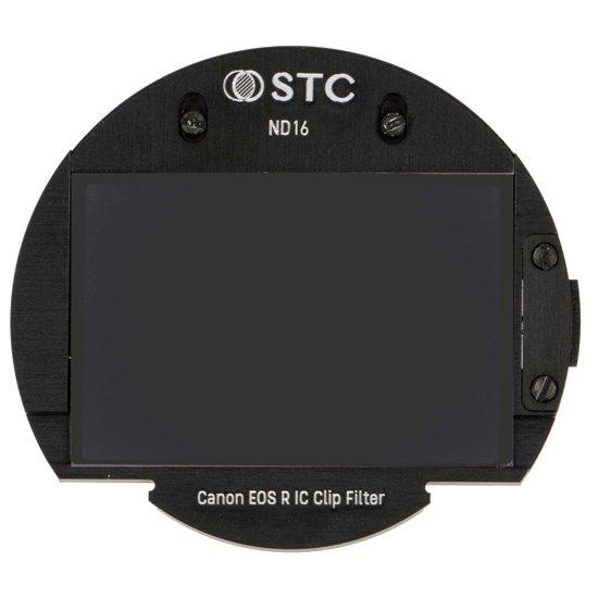 STC キヤノンEOS RFマウント用 NEWクリップフィルター(ND16)