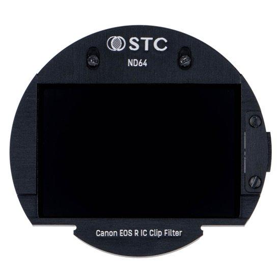STC キヤノンEOS RFマウント用 NEWクリップフィルター(ND64)