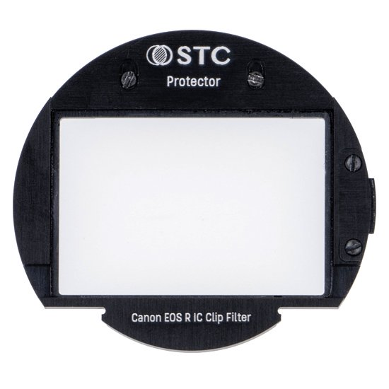 STC キヤノンEOS RFマウント用 NEWクリップフィルター(プロテクター・保護フィルター)