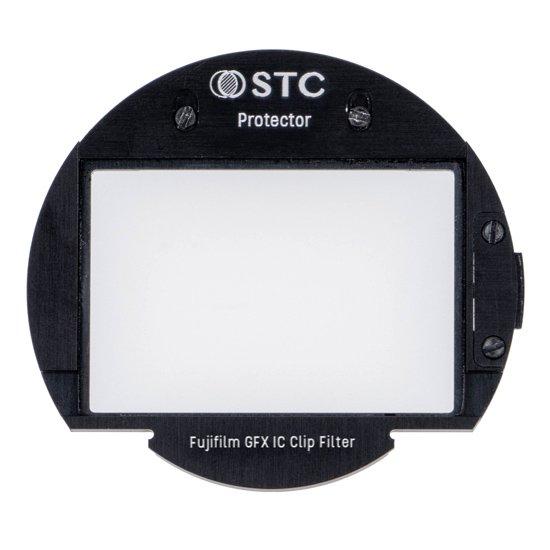 STC 富士フィルム GFX Gマウント用 NEWクリップフィルター(プロテクター・保護フィルター)