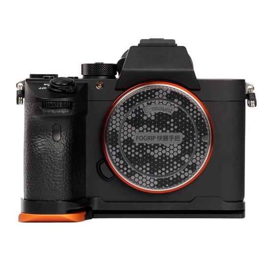 STC FOGRIP(フォグリップ)カメラベース(SONY α9 / α7II / α7III / α7SII / α7RII / α7RIII用)