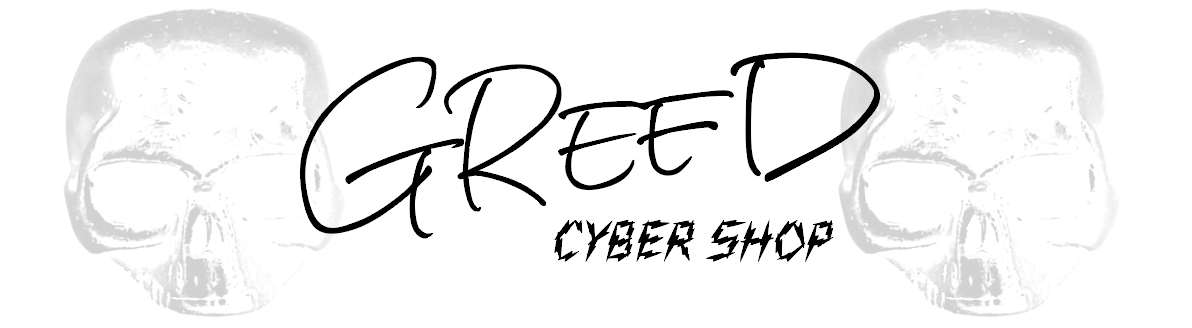 GREED CYBER SHOP
