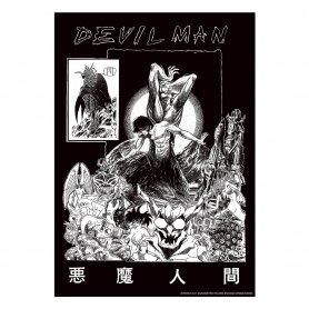 悪魔人間 Poster