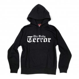 The Daily Terror / FAKE NEWS HOODIE