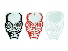 CREATURE SKULL Sticker Set
