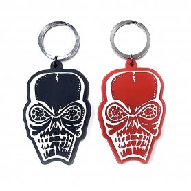 CREATURE SKULL 2D Key Chain