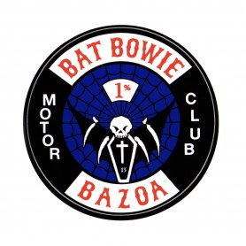 Motor Club Sticker