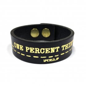 1%13 Cut Here Wrist Band