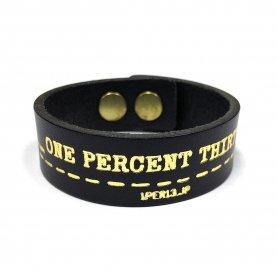1%13 Cut Here Wrist Band