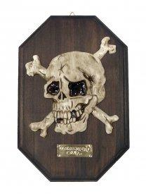 DEATH OR GLORY Wall Ornament