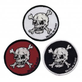 DEATH OR GLORY Patch