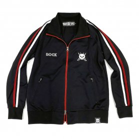 TWENTY TWO ROCK Zip Jersey