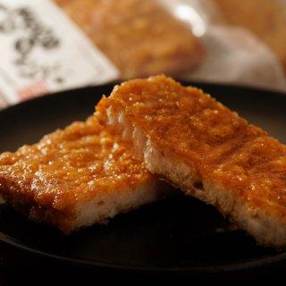 2年熟成 甘辛みそ使用 味噌せんべい(5枚入)