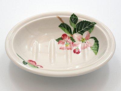 ソープディッシュ (リンゴの花)