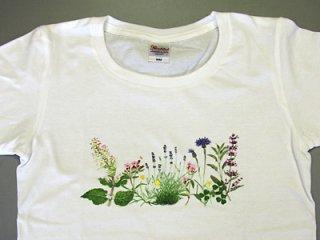 Tシャツ (ハーブガーデン)